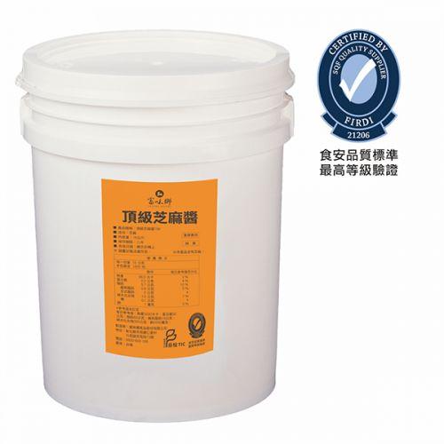 營業用|頂級芝麻醬(18Kg)