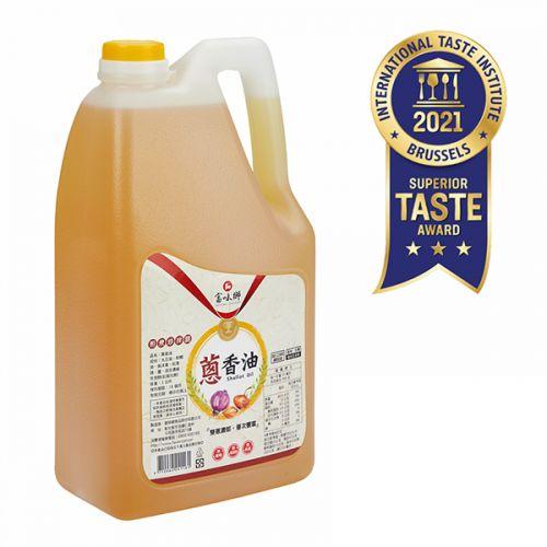 新品上市-營業用 蔥香油(3L)
