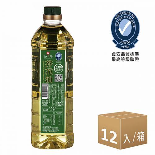 非基改芥花油(1L)12入組