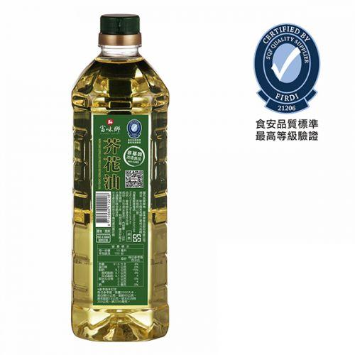 非基改芥花油1L